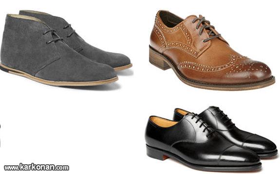 نوع-کفش-کارکنان